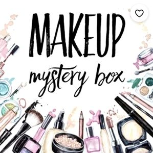 Mystery makeup boxes